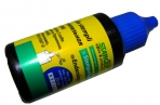 Штемпельная краска, синяя, 25 мл,  (STANGER) оптом