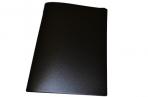 Папка с зажимом inФОРМАТ А4 черный пласт карман оптом