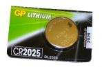 Батарейка GP CR2025 (DL2025) литиевая, BC5 оптом