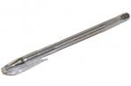Ручка гель металлик серебр 0. 7/138мм CROWN HJR-500GSM оптом
