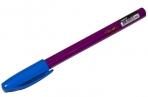 """Ручка """"Trinity"""" синяя 0.7 мм корпус ассорти ХАТБЕР 00112 оптом"""