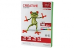 Бумага CREATIVE color (Креатив) А4, 80г/м, интенсив зеленая оптом