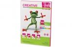 Бумага неон малиновая CREATIVE color (Креатив) А4, 80г/м, 50 л,, БНpr-50м, ш/к 44868 оптом