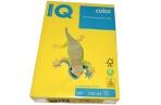 Бумага IQ color А4, 160 г/м, 250 л., интенсив канареечно-желтая CY39 ш/к 02925 цена за 1 лист оптом