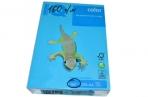 Бумага IQ color А4, 160 г/м, 250 л., интенсив светло-синяя AB48 ш/к 00969 цена за 1 лист оптом