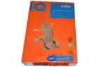 Бумага IQ color А4, 160 г/м, 250 л., интенсив оранжевая OR43 ш/к 01041 цена за 1 лист оптом