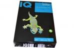 Бумага IQ (АйКью) color А4, 160 г/м, 250 л., интенсив черная В100 ш/к 45243 оптом