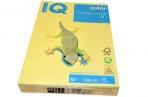 Бумага IQ (АйКью) color А3, 80 г/м,  пастель желтая (цена за 1 лист) YE23 ш/к 00297 оптом
