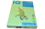 110797 Бумага IQ (АйКью) color А3, 80 г/м, пастель зеленая (цена за 1 лист) MG28 ш/к 02727 оптом