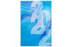 """2022 Ежедневник датированный 2022 (145х215 мм), А5, STAFF, ламинированная обложка, """"Monocolor"""", 1133 оптом"""
