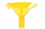 Держатель-зажим для шаров, отверстие 0, 6 см, d=4, 5 см, цвет жёлтый оптом