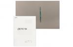 Скоросшиватель картонный STAFF, гарантированная плотность 310 г/м2, до 200л, 121119 оптом