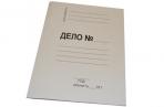 Папка Дело картонная (без скоросшивателя), гарант. пл. 280 г/м2, до 200л. оптом