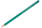 Карандаш чернографитный Attache Economy плаcтик, б/ластика, HB, зелен. корпус оптом
