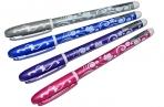 Ручка гелевая Beifa синий стерж., 0.5 мм, без манж. GA316000GH-BL оптом