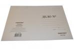 Папка Дело картонная (без скоросшивателя) ОФИСМАГ, гарантировання плотность 320 г/м2, белый, до 200л. оптом