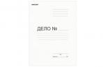 Скоросшиватель картонный ОФИСМАГ, гарантированная плотность 220 г/м2, до 200 листов, 127819 оптом