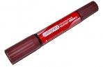 Маркер перманентный, двухсторонний, круглый, 5 мм/3 мм, красный, CALLIGRATA 1150 оптом