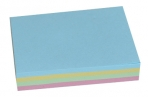 Блок с липким краем Calligrata, 51 x 38 мм, 100 листов, 4 цвета, пастель, МИКС оптом