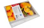 """Файл А4, 60мкм, матовая """"Апельсиновая корка"""",  с перфорацией, Berlingo оптом"""