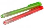 Ластик Koh-I-Noor круглый, натуральный каучук, 130*13*10, выдвигающийся, пластиковый футляр оптом