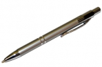 Ручка шариковая BRAUBERG бизнес-класса Dragon, корпус ассорти, серебр. детали, 1мм, синяя, 141438 оптом