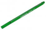 Ручка капиллярная BRAUBERG Aero, СВЕТЛО-ЗЕЛЕНАЯ, трехгранная, металлический наконечник, 0.4 мм, 142250 оптом
