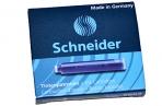 Картриджи чернильные SCHNEIDER (Германия), КОМПЛЕКТ 6 шт., картон. коробка, кобальтовые синие, 6603 оптом