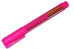 "Текстмаркер BRAUBERG ""Energy"", круглый корпус, скошенный наконечник 1-3мм, розовый, оптом"