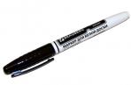 Маркер для доски BRAUBERG с клипом, эргономичный корпус, круглый наконечник 4 мм, черный, 150846 оптом