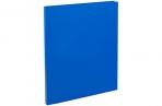 Папка с зажимом OfficeSpace, 14мм, 450мкм, синяя оптом