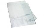 Обложка д/тетради и дневника прозр. ПВХ 120мкм. Размер 350*210 оптом