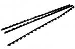 Пружины для переплета пластиковые GBC черные 6 мм, оптом