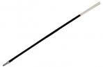 Стержень шариковый красный 152мм евронаконечник 1 мм, линия 0.5 мм, BRAUBERG оптом