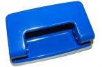 Дырокол OfficeSpace 10л., металлический,  синий оптом