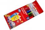 Карандаши цветные PENSAN (FATIH) 12 цв, заточенные, картонная упаковка, 33112 оптом