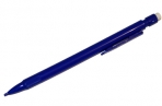 Карандаш механический STAFF, корпус синий, ластик, 0.5 мм, 180875 оптом