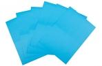 Бумага самоклеящаяся А4 1 лист, Lomond, голубая, 02 фр. (210*148, 5), 80г/м2, техноупаковка оптом