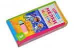 Мел цветной набор 3шт. ArtSpace картонная коробка оптом