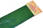 Бумага цветная креповая 50*250см 32/м2 изумрудно-зеленый е/п ЭКСМО КБ029 оптом