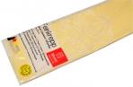 Бумага цветная креповая 50*250см плотн 32г шампань е/п WEROLA 12800-101 оптом