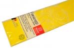 Бумага цветная креповая 50*250см плотн 32г желтый е/п WEROLA 12800-106 оптом