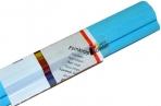 Бумага цветная креповая 50*250см WEROLA плотн 32г светло-голубой оптом
