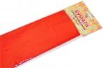 Бумага цветная креповая 50*250см 32/м2 красный е/п ЭКСМО КБ006 оптом