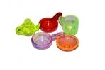 Аксессуары для кукол: набор посуды, МИКС оптом