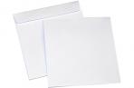 Конверты для CD/DVD без окна, бумажные, клей декстрин, 125х125мм, 201060. 25 оптом