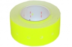 Этикет-лента21*12мм, желтая, 500 этикеток OfficeSpace оптом