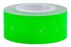 Этикет-лента OfficeSpace, 21*12мм, зеленая, 500 этикеток оптом