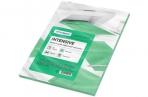 Бумага цветная (зеленый) ntensive А4, 80г/м2, 50л. OfficeSpace~~ оптом