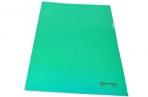 Папка-уголок жесткая BRAUBERG зеленая 0, 15мм, 221639 оптом